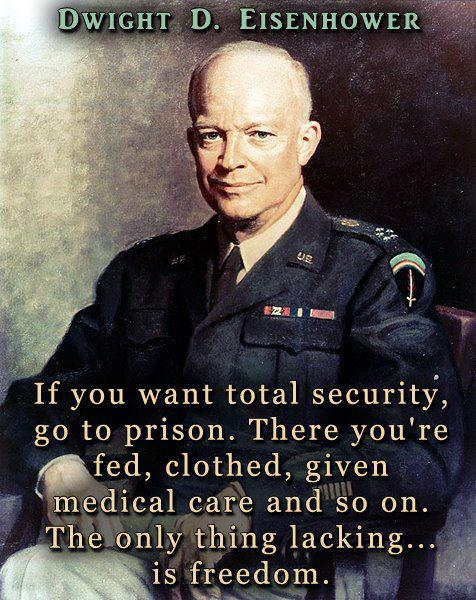 THE MAN WHO PUT AN END TO ROTHSCHILD'S SECOND ATTEMPT AT NEW WORLD ORDER DURING WWII - PRESIDENT EISENHOWER.