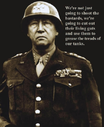 Patton on Terrorists