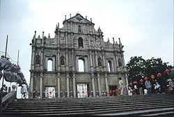 Christian Church - China