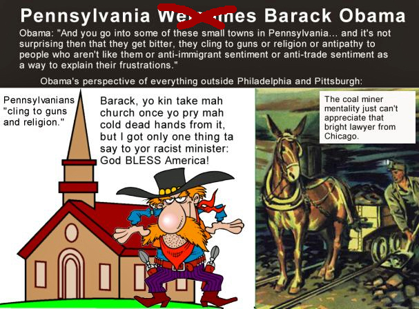 obama bitter pennsylvania