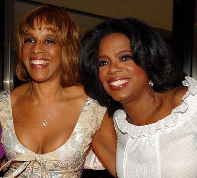 Gayle King With Lesbo Partner Oprah