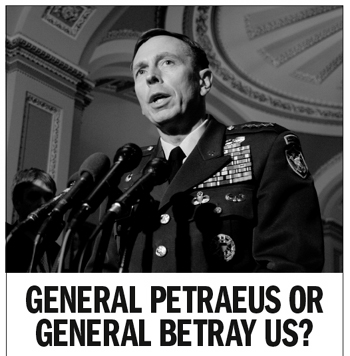 Fascist New York Times Ran This Headline Of Our American General