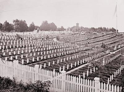 Alexandria, Va. Civil War Soldiers' Cemetery