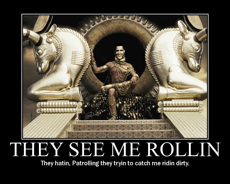 Obama Riding Dirty - Where's Your Birth Certificate Barry?