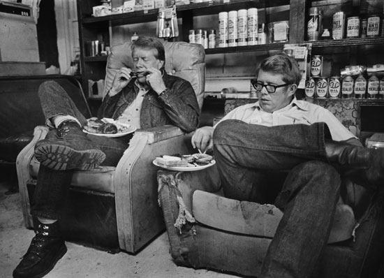 Jimmy & Billy Carter