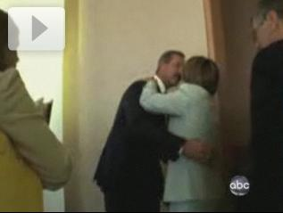 Stanford Hugging Nancy Pelosi