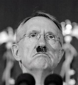 National Socialist White Nazi Muffin & Banker's Communist Working Against U.S. CitizensHairy Reed!