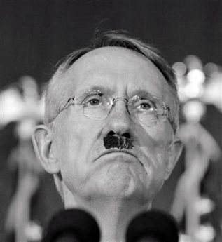 National Socialist White Nazi Muffin & Banker's Communist Working Against U.S. CitizensHairy Reed!