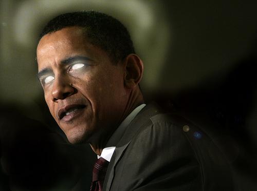 Putative President Barry Soetoro's Black Rage