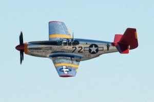 P-51 B Mustang Macon Belle