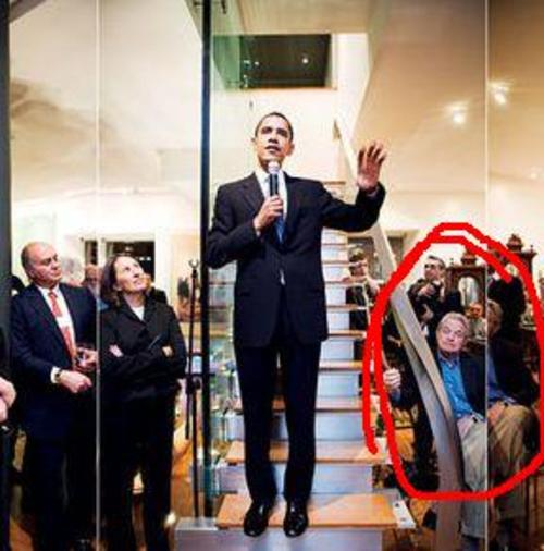 Convicted Felon George Soros -