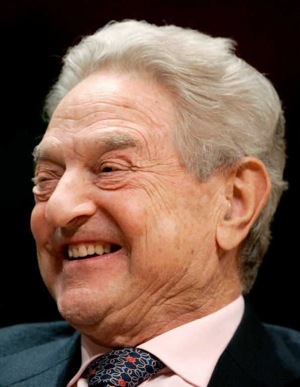 Soros's Orgasm - America's Christianity Paying His Off Shore Hedge Funds For His Sick Fuck Mental State As A Nazi Colluder.