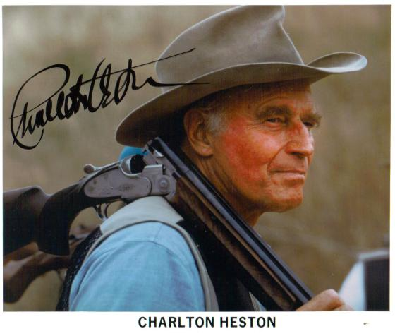 Charlton Heston - When NRA Meant Something!