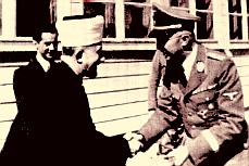 Fascist Islamic Mufti Meets With Himmler