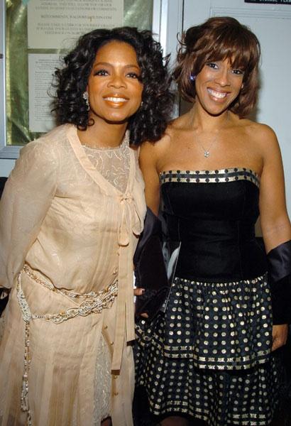 Oprah And Lesbian Carpet Gayle