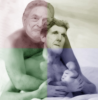 Soros Kerry