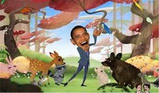 Obama&Bambi copy