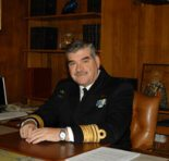 Greek Navy chief Vice Adm. G. Karamalikis