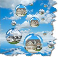 Democrat/Socialist Orchestrated Housing Bubble.