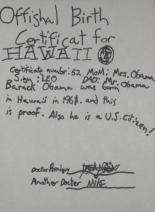 obama birth certif