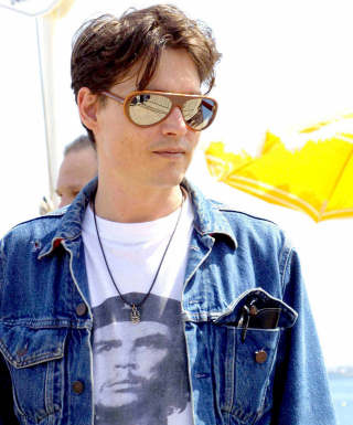 Guevara's Useful Idiot - Johnny Depp Mesmerized By Hollywood Paychecks - Deluded By Socialism's Propaganda.