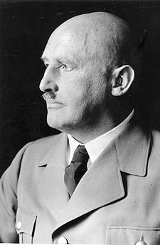 Julius Streicher - Publisher Of National Socialist Party's Propaganda Newspaper