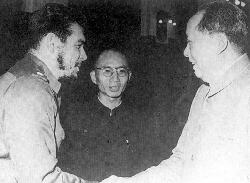 What Comes Around Goes Around ~ Che Guevara And Mass Murderer Mao Tse Tung Who Followed Sun Yat Sen's Footsteps!
