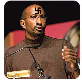 National Socialist Van Jones