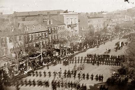 President Lincoln's Funeral