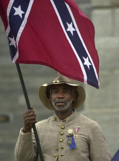 Saint Andrew's Cross aka; The U.S> Confederate Flag! It was not for slavery, it was for freedom from high taxation by The Federal Government!