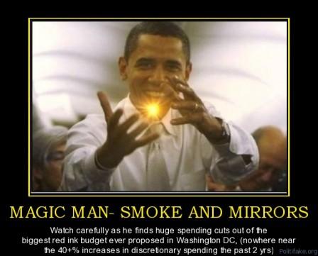 magic obama