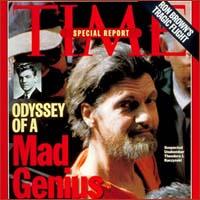 Ted Kaczynski Infamous Left WIng Unabomber