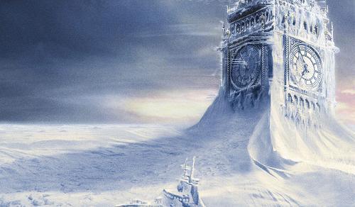 ice age england
