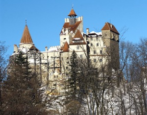 Bran Castle For Tourism - Vlad May Have Stayed Overnight Here On Several Occasions.