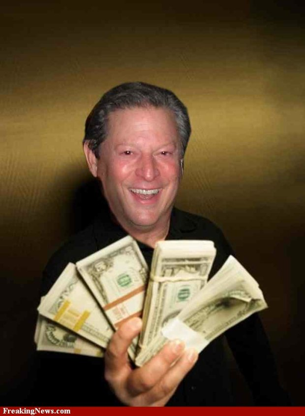 Rothschild Czar Al Gore