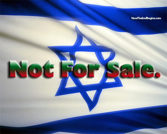 israel-is-not-for-sale