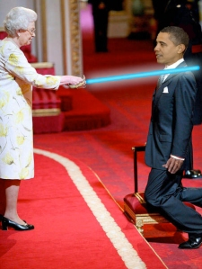 The United States of the Solar System: A.D. 2133 (Book One) - Page 33 Queen-elizabeth-knights-obama