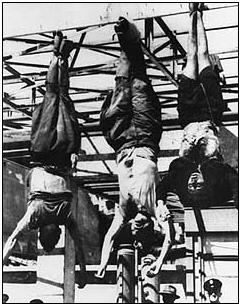 Mussolini & Proteges'
