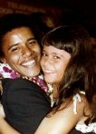 Barry & Maya Soetoro