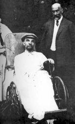 Vladimir Lenin ~ The Charles Manson Look
