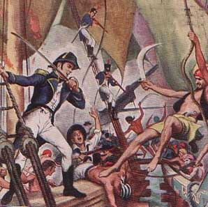 America's First War Was Against The Ottoman Muslims