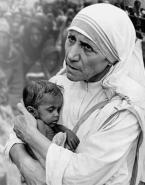 Mother Teresa Of India