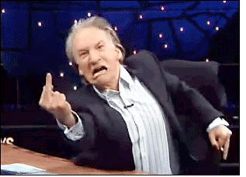 BILL MAHER FUCK AMERICA
