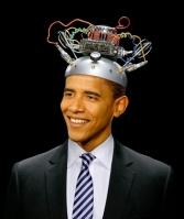 Obama brain
