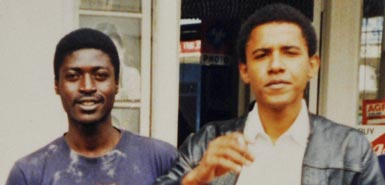 BARACK OBAMA's Brother has been refused entry to Britain after reportedly being accused of an attempted pedophilia sex attack