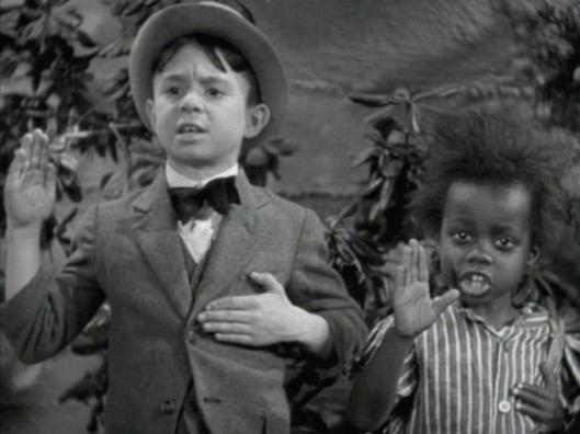 YOUNG JACOB ROTHSCHILD AND BARRY SOETORO.