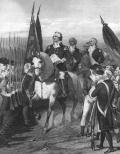 George Washington Armed