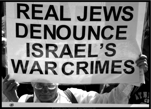 I veri ebrei denunciano i crimini di guerra di Israele