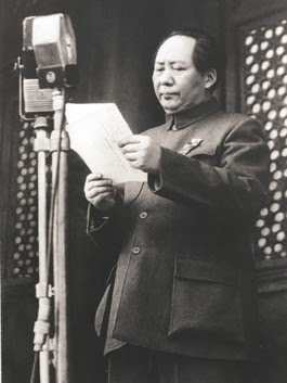 Mao was responsible for killing about 72 million people.