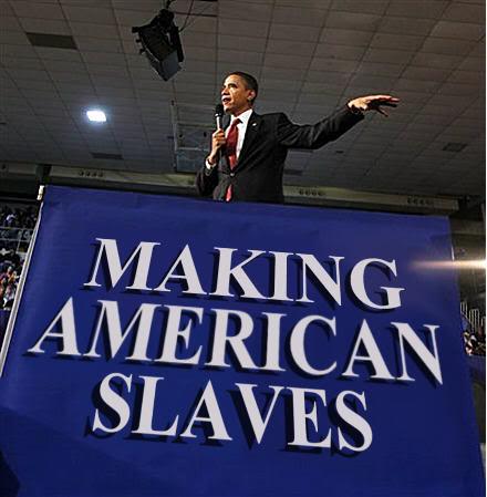 QE: Quantitative Enslavement